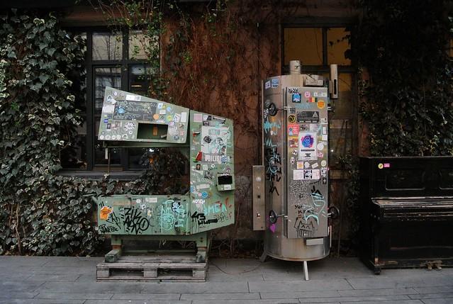 Machinery. FABRIKA
