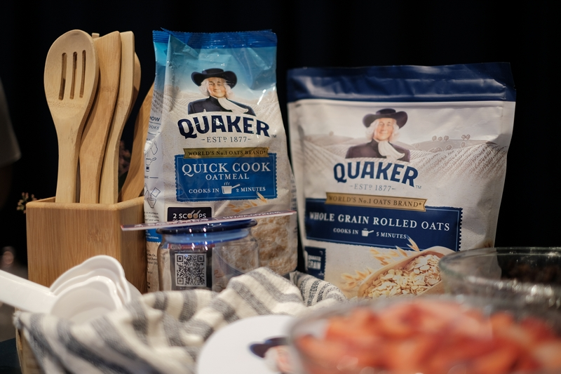 Quaker Smart Heart Challenge