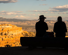 Bryce Canyon National Park   |   Silhouette