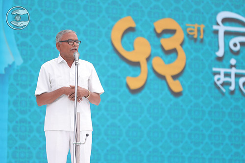 Marathi speech by Dattatray Gore Ji, Ichalkaranji MH
