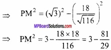 MP Board Class 12th Maths Important Questions Chapter 11 त्रि-विमीय ज्यामिति img 29