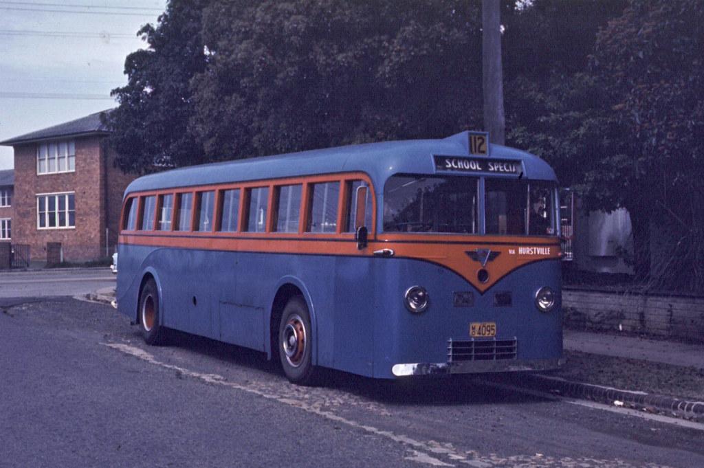 AEC Rl IV (448) 1971-08-28 Pioneer BS-Bexley (mo4095) Syd Wood offside - Ian Lynas (71-14-34)