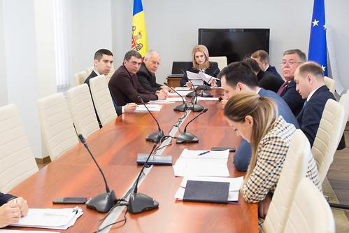 12.02.2020 Ședința Comisiei politică externă