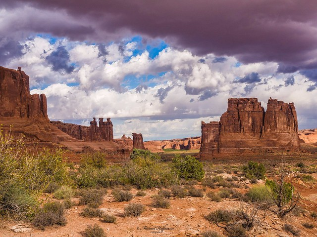 Arches National Park  (2)