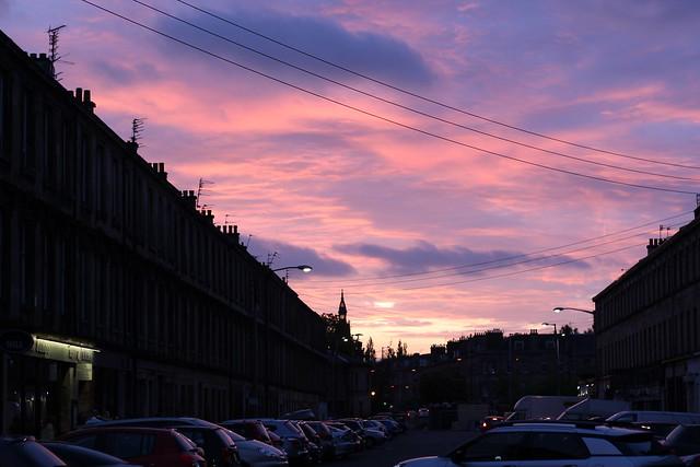 Strathbungo, Glasgow in 2015