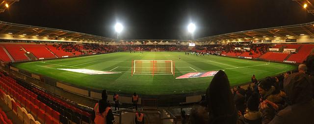 Keepmoat Stadium - Doncaster Rovers vs Bolton Wanderers