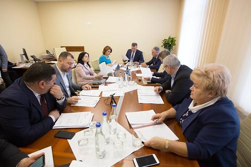 12.02.2020 Ședința Comisiei Administrație publică