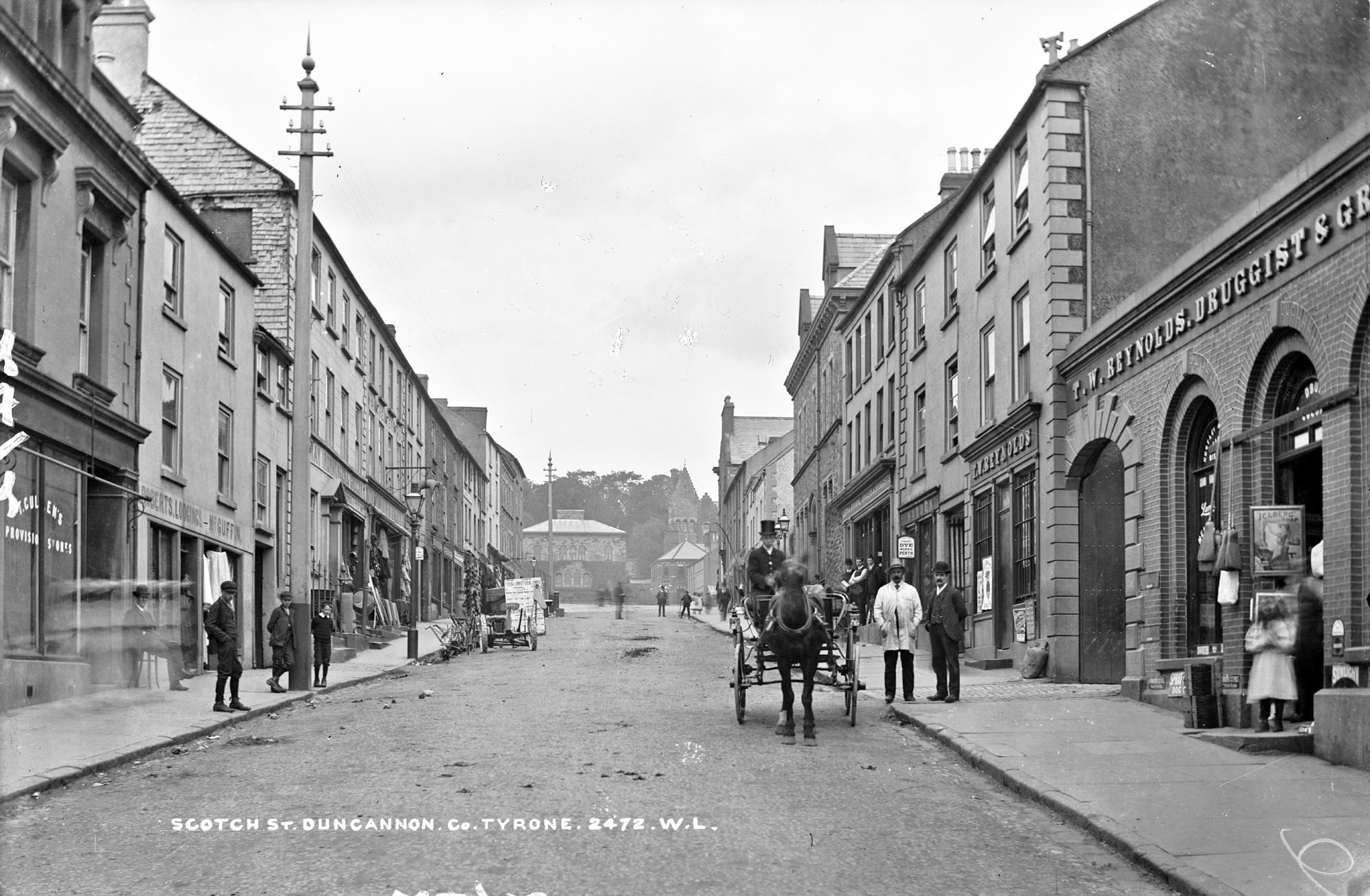 Scotch Street, Dungannon, Co. Tyrone