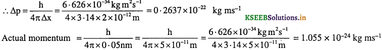 1st PUC Chemistry Question Bank Chapter 2 Structure of Atom - 38