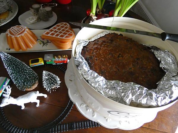 christmas cake cuit 2