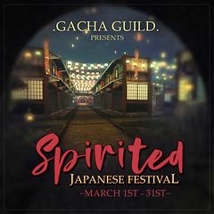 .Gacha Guild. Spirited Gacha Festival 2020~