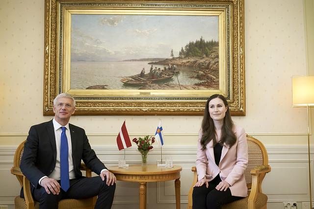 12.02.2020. Ministru prezidenta Krišjāņa Kariņa darba vizīte Somijā