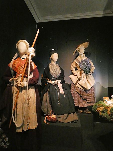 les grands santons