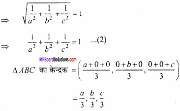MP Board Class 12th Maths Important Questions Chapter 11 त्रि-विमीय ज्यामिति img 41a