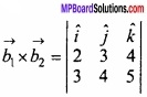 MP Board Class 12th Maths Important Questions Chapter 11 त्रि-विमीय ज्यामिति img 32
