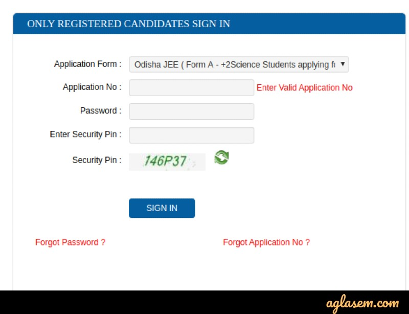 OJEE 2020 Admit Card - Date, How to Download Hall Ticket at ojee.nic.in