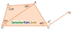 Samacheer Kalvi 9th Maths Guide Chapter 4 Geometry Ex 4.7 3
