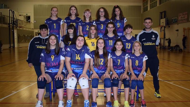 SS 2019/2020 - Under 14 Femminile Serramazzoni