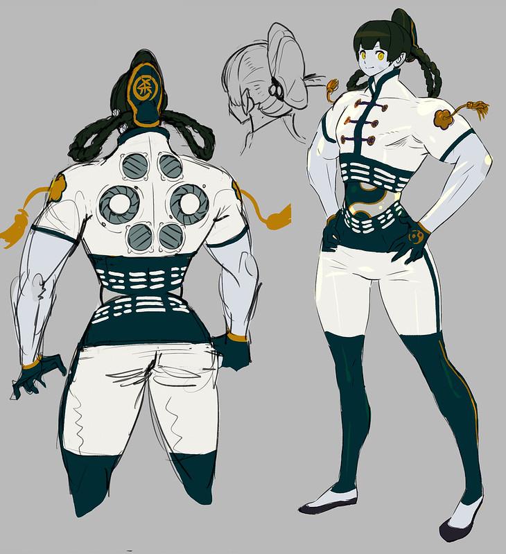49525000251 3ce2d1b4b9 c - Erfahrt, wie Capcom Seth für sein Debut in Street Fighter V: Champion Edition fit gemacht hat