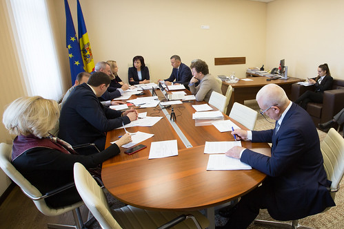 12.02.2020 Ședința Comisiei Protecție socială, sănătate și familie