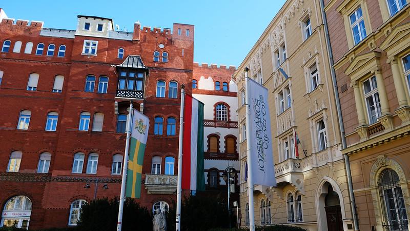 Palace District, Budapest