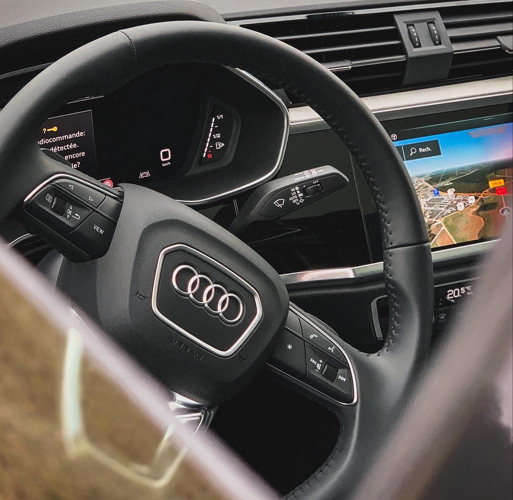 Audi Q3 SportBack 2020 TFSi