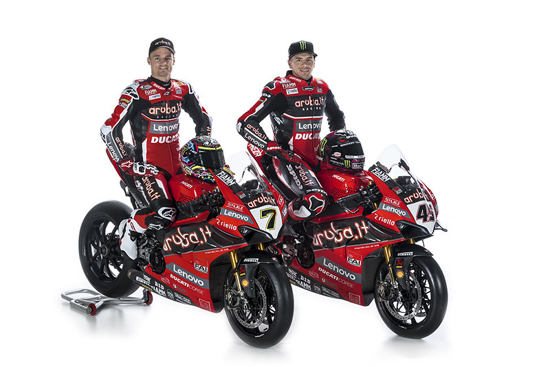 Aruba.it Racing - Ducati team 2020