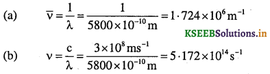 1st PUC Chemistry Question Bank Chapter 2 Structure of Atom - 11