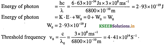 1st PUC Chemistry Question Bank Chapter 2 Structure of Atom - 23