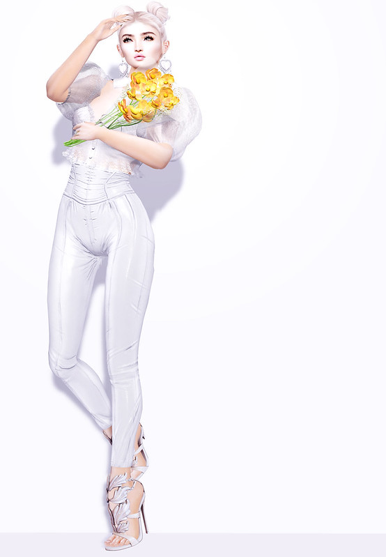 DeuxLooks - blazers and bodysuits