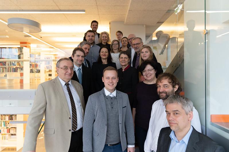 Nacionālās CERN darba grupas sanāksme RTU Zinātniskajā bibliotēkā