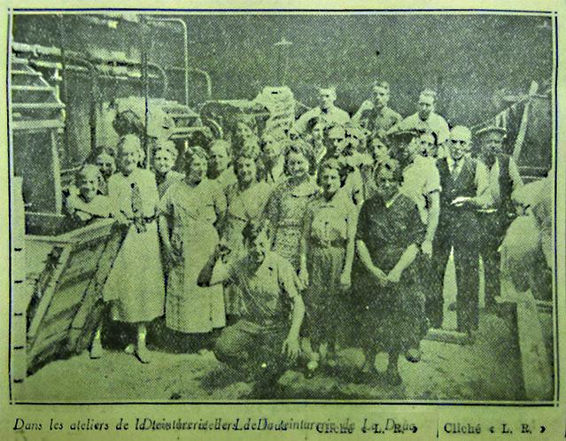 1936 : les grèves au féminin