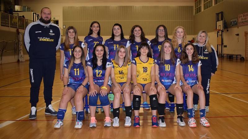 SS 2019/2020 - Under 18/16 Femminile Serramazzoni