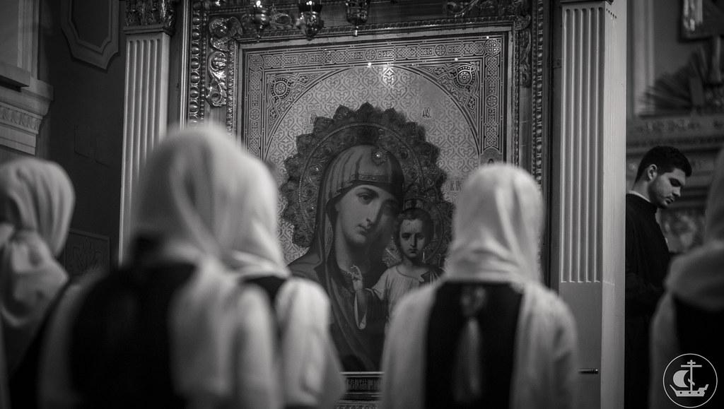 11-12 Февраля 2020, Божественная Литургия на греческом языке / 11-12 February 2020, Divine Liturgy in Greek