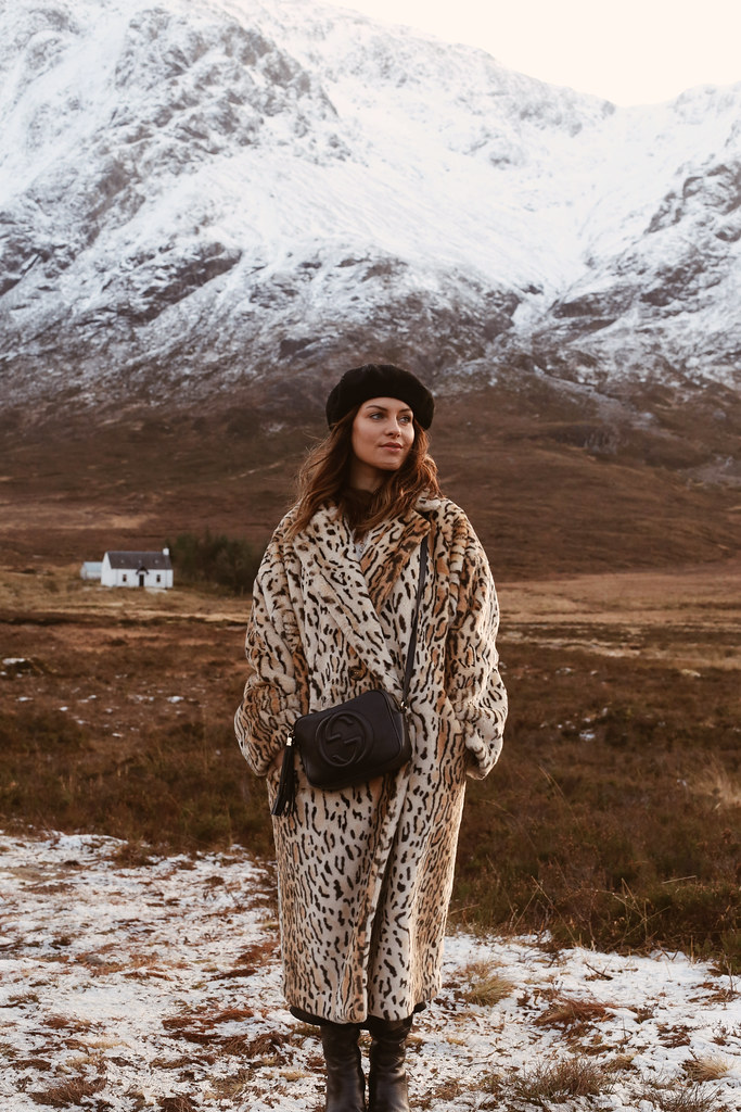 The Little Magpie Glencoe Airbnb Where to Stay Fearn