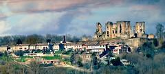 Lagarde (Ariège, Midi-Pyrénées, Occitanie, Fr) – Le petit Versailles en ruine