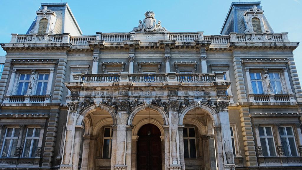 Károlyi Palace, Palace District, Budapest