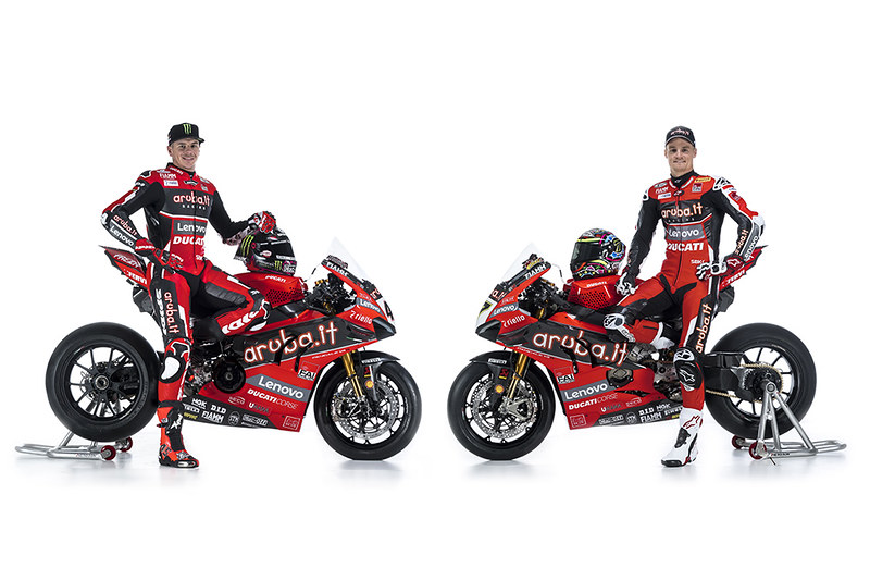 Aruba.it Racing - Ducati team 2020