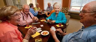 senior living communities Charlotte NC