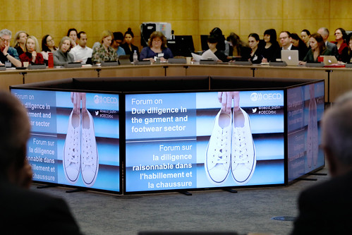 OECD Forum on Due Diligence in the Garment and Footwear Sector