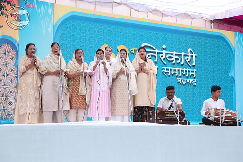 Sindhi Geet by Deepa Makhija Ji & group, Ulhasnagar, MH