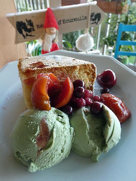 dessert de nouvel an