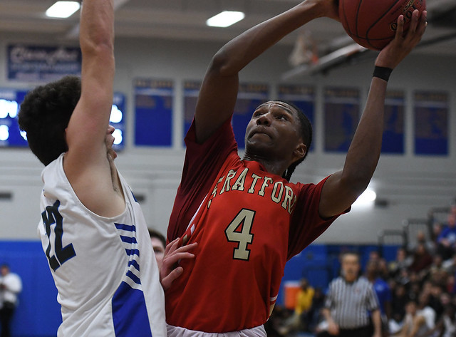 Stratford at Bunnell Boys Basketball
