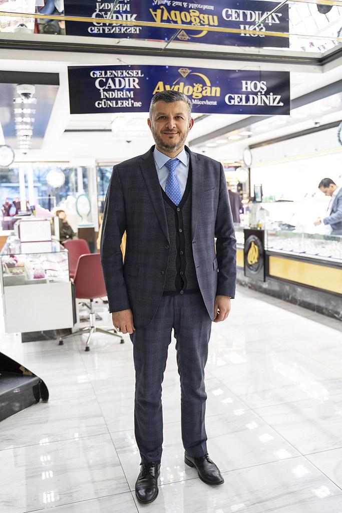 Alanya Aydoğan Kuyum Cafer Aydoğan