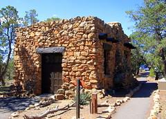Tusayan Ruins Museum -  Grand Canyon Natona; Park, Northern Arizona