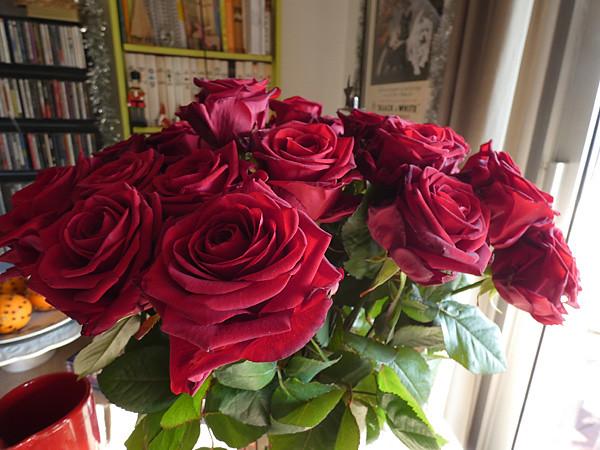 roses d'anniversaire
