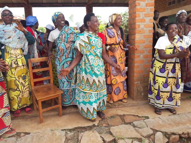 Cork, Cloyne and Ross working with the Anglican Church in Burundi.
