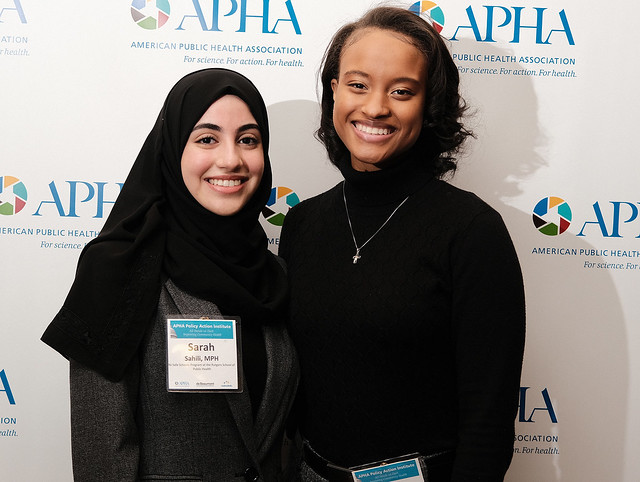 APHA Policy Action Institute 2020