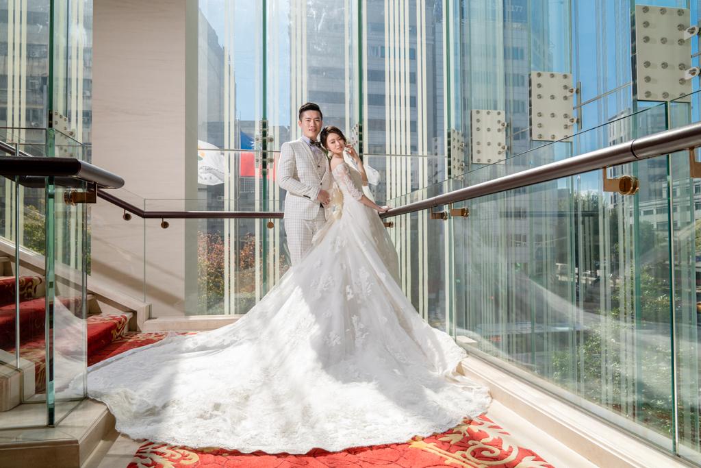 [婚攝] Eric Lee & Anny Yu 婚禮紀錄@大倉久和 婚禮攝影