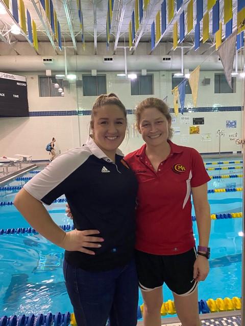 MA Swim Team 2020